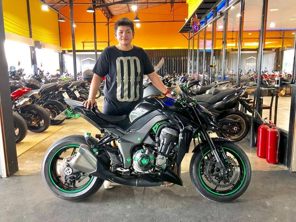 01 ลูกค้าของเรา - รับซื้อ-ขาย บิ๊กไบค์มือสอง(Bigbike) ทุกรุ่น | Thunder Superbike