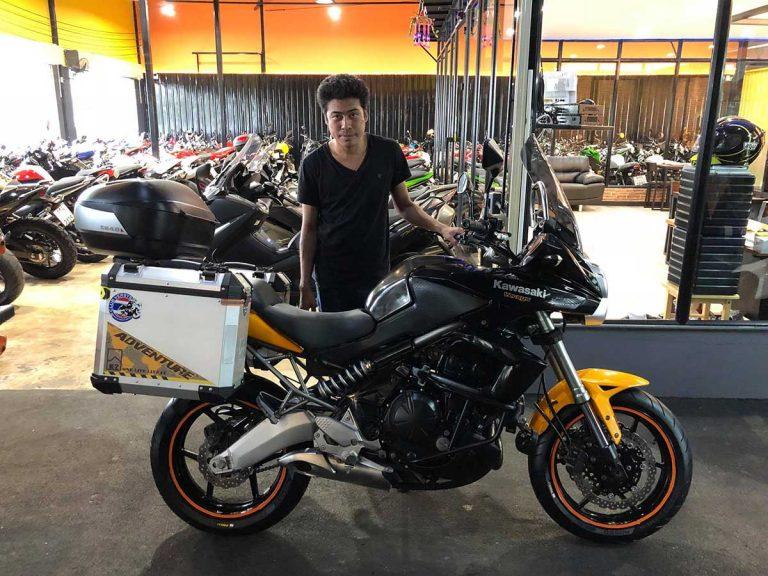 11 ลูกค้าของเรา - รับซื้อ-ขาย บิ๊กไบค์มือสอง(Bigbike) ทุกรุ่น | Thunder Superbike