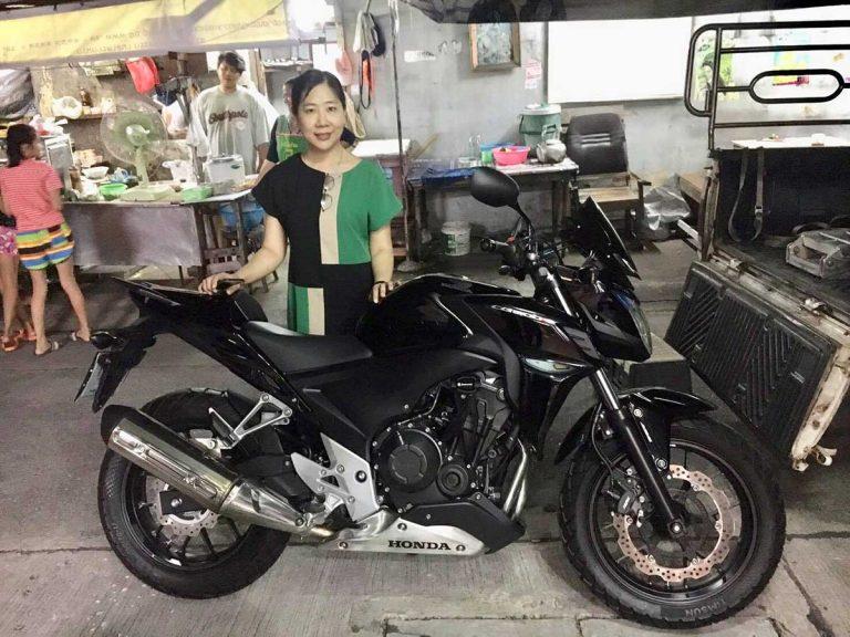 02 ลูกค้าของเรา - รับซื้อ-ขาย บิ๊กไบค์มือสอง(Bigbike) ทุกรุ่น | Thunder Superbike