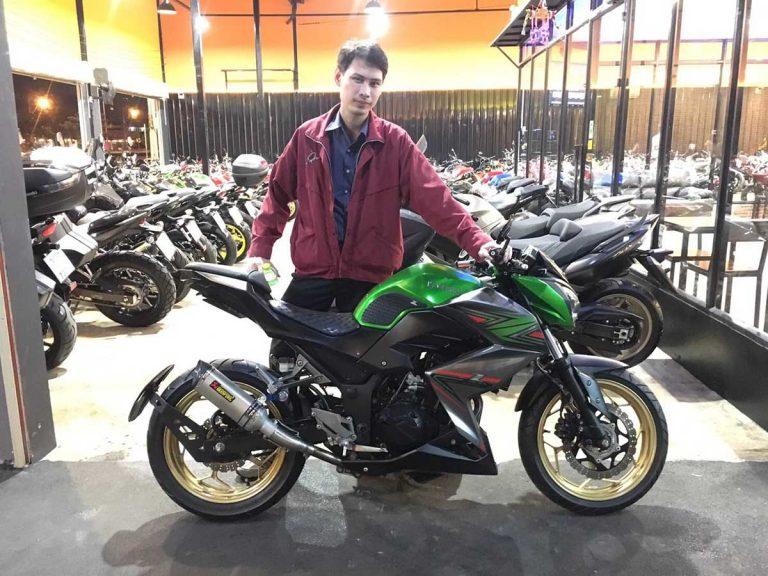 03 ลูกค้าของเรา - รับซื้อ-ขาย บิ๊กไบค์มือสอง(Bigbike) ทุกรุ่น | Thunder Superbike