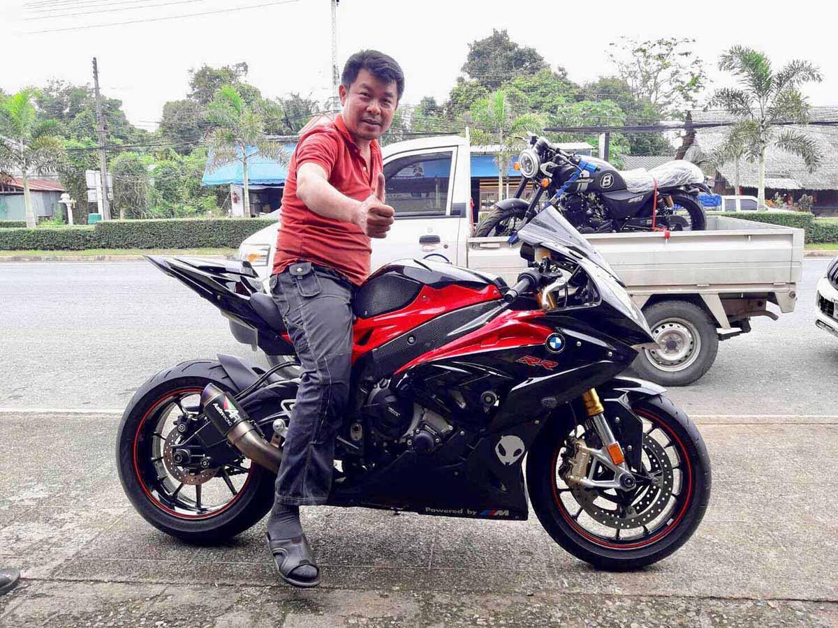 04 ลูกค้าของเรา - รับซื้อ-ขาย บิ๊กไบค์มือสอง(Bigbike) ทุกรุ่น | Thunder Superbike