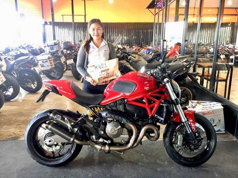 06 ลูกค้าของเรา - รับซื้อ-ขาย บิ๊กไบค์มือสอง(Bigbike) ทุกรุ่น | Thunder Superbike