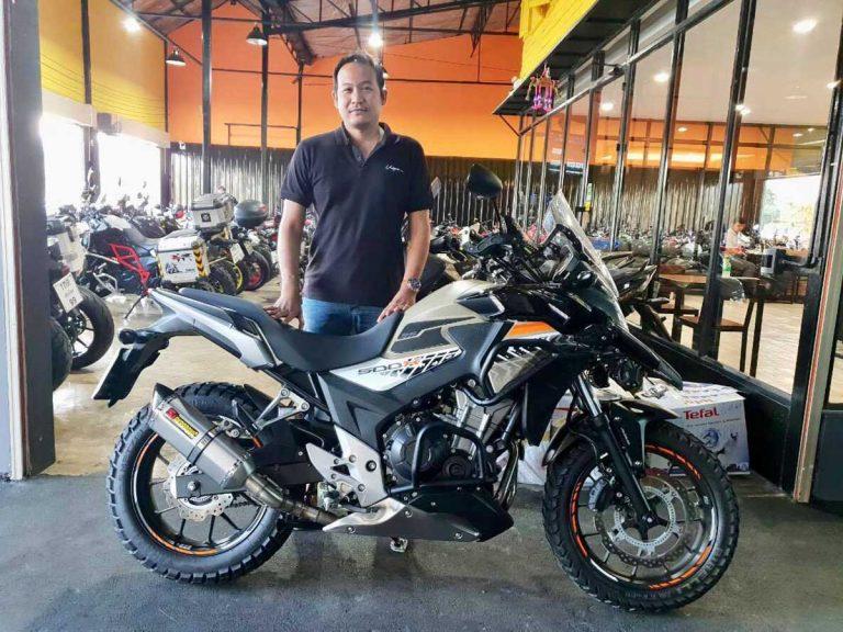 07 ลูกค้าของเรา - รับซื้อ-ขาย บิ๊กไบค์มือสอง(Bigbike) ทุกรุ่น | Thunder Superbike