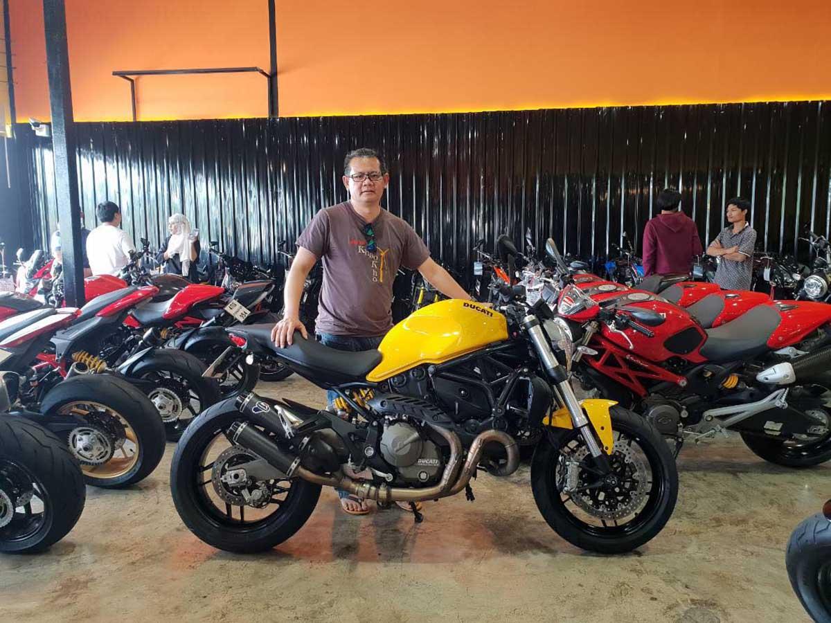 08 ลูกค้าของเรา - รับซื้อ-ขาย บิ๊กไบค์มือสอง(Bigbike) ทุกรุ่น | Thunder Superbike