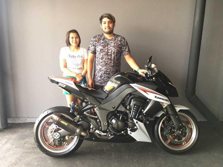 09 ลูกค้าของเรา - รับซื้อ-ขาย บิ๊กไบค์มือสอง(Bigbike) ทุกรุ่น | Thunder Superbike