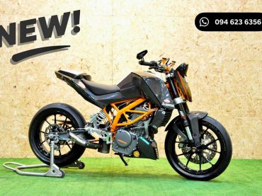 KTM Duke390 2016 | รับซื้อ-ขาย Bigbike มือสองทุกรุ่น สภาพดี ไม่มีอุบัติเหตุ