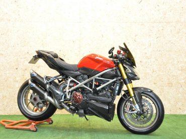 Ducati Streetfighter1100S 2011 | รับซื้อ-ขาย Bigbike มือสองทุกรุ่น สภาพดี ไม่มีอุบัติเหตุ