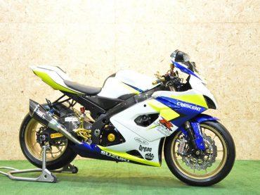 SUZUKI K6 2006 | รับซื้อ-ขาย Bigbike มือสองทุกรุ่น สภาพดี ไม่มีอุบัติเหตุ