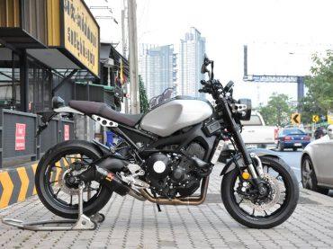 YAMAHA XSR900 2017 | รับซื้อ-ขาย Bigbike มือสองทุกรุ่น สภาพดี