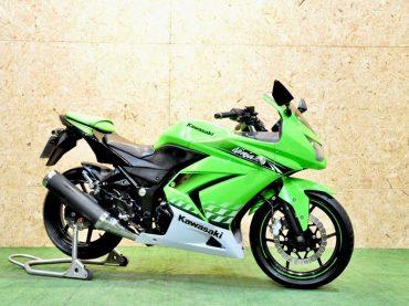 Kawasaki Ninja250 2010   รับซื้อ-ขาย Bigbike มือสองทุกรุ่น สภาพดี