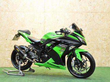Kawasaki Ninja250 2013   รับซื้อ-ขาย Bigbike มือสองทุกรุ่น สภาพดี