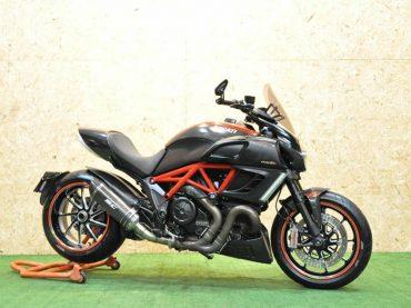 DucatiDiavelRed-Carbon 2013 | รับซื้อ-ขาย Bigbike มือสองทุกรุ่น สภาพดี