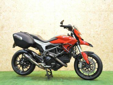 DUCATI Hyperstrada821 2015 | รับซื้อ-ขาย Bigbike มือสองทุกรุ่น สภาพดี