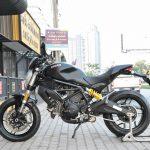Ducati M797 2017 | รับซื้อ-ขาย Bigbike มือสองทุกรุ่น สภาพดี ไม่มีอุบัติเหตุ