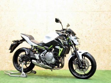 Kawasaki Z650 2018 | รับซื้อ-ขาย Bigbike มือสองทุกรุ่น สภาพดี ไม่มีอุบัติเหตุ