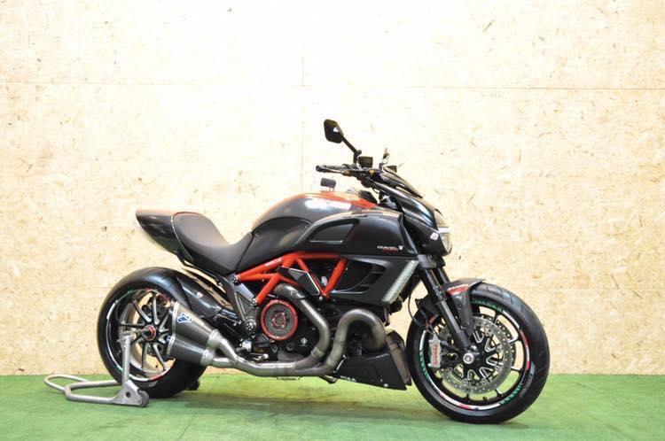Ducati Diavel Redcarbon 2013