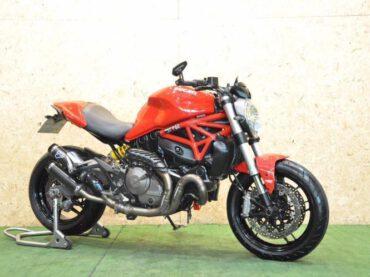 Ducati M821 ปี2016