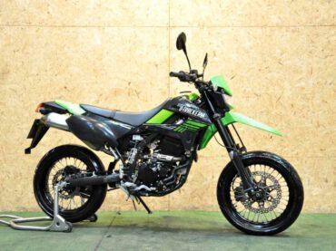Kawasaki DTracker250 ปี2014