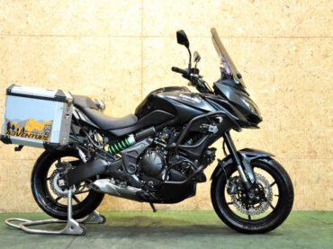 Kawasaki Versys650 ปี2015