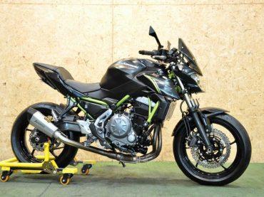 Kawasaki Z650 ปี2018