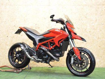 Ducati Hypermotard821 ปี2014