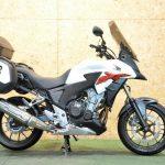 HONDA CB500X ปี2013