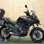 Kawasaki Versys650 ปี2017